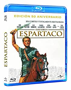 Espartaco (Universal) [Blu-ray]