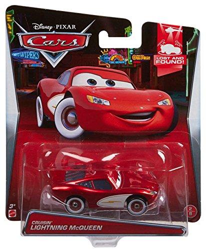 Amazoncom DisneyPixar Cars Cruisin Lightning McQueen Vehicle