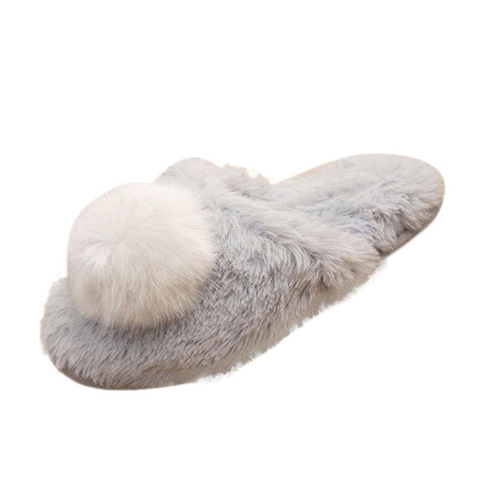 ABsoar Slipper - Mocasines para mujer gris gris 36/37: Amazon.es: Instrumentos musicales