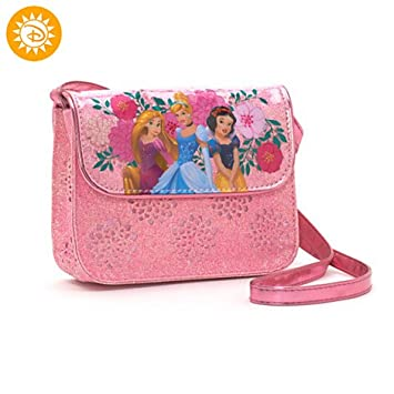 8456219335 Disney Princess Across The Body Bag For Girls   Kids - Front panel artwork  of Rapunzel