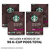 Starbucks Dark Roast K-Cup Coffee Pods — Sumatra