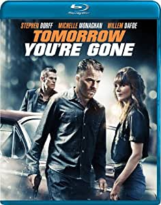 Tomorrow You're Gone [Blu-ray] [Import]
