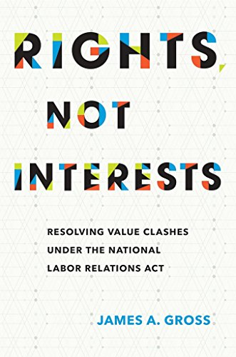 Rights not interests resolving value clashes under the national rights not interests resolving value clashes under the national labor relations act by fandeluxe Gallery