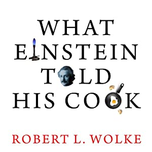 What Einstein Told His Cook Audiobook