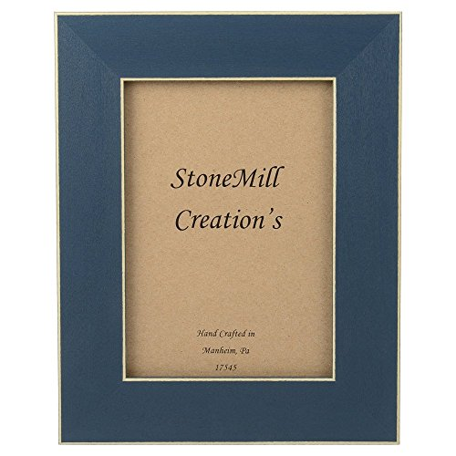 StoneMill Creation's 5x7 Rustic Wood Picture (Custom Western Picture Frame)