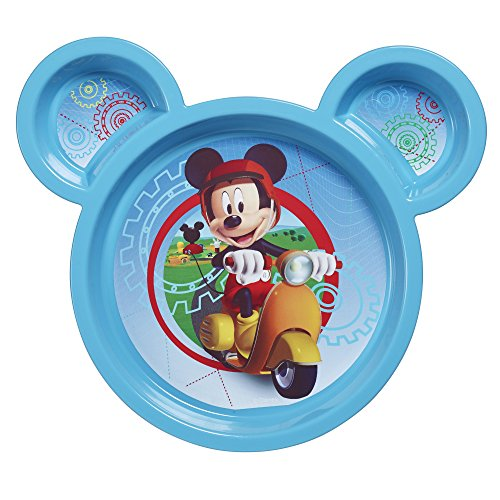 Disney Mickey Mouse Sectioned Colors