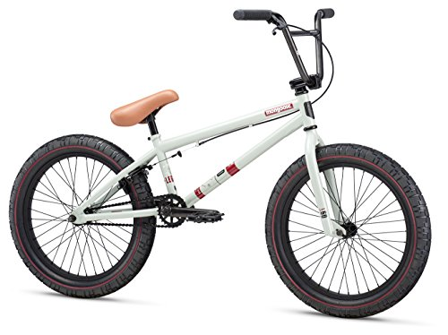 Mongoose Legion L60 Freestyle BMX Bike for Intermediate to Advanced Riders, Featuring Hi-Ten Steel...