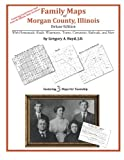 Family Maps of Morgan County, Illinois