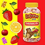 L'il Critters Calcium + Vitamin D3, 200 Gummy Bears Review