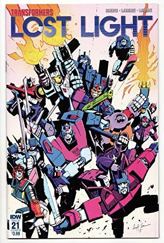 Transformers Lost Light #21 Cvr B (IDW, 2018) NM