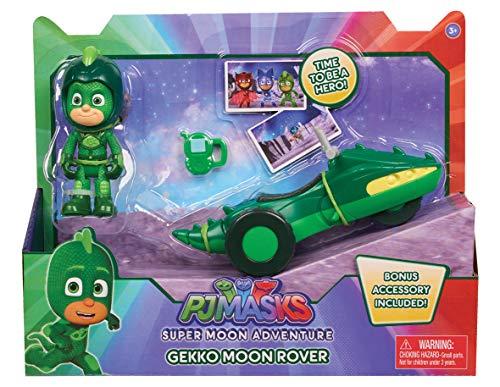 PJ Masks-95113 Moto Rover Gekko, (Bandai 95110): Amazon.es: Juguetes y juegos