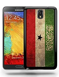 Somaliland National Vintage Flag Phone Case Cover Designs for Samsung Galaxy Note 3 Kimberly Kurzendoerfer