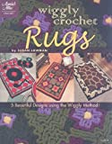 img - for Wiggly Crochet Rugs (Annie's Attic: Crochet) book / textbook / text book