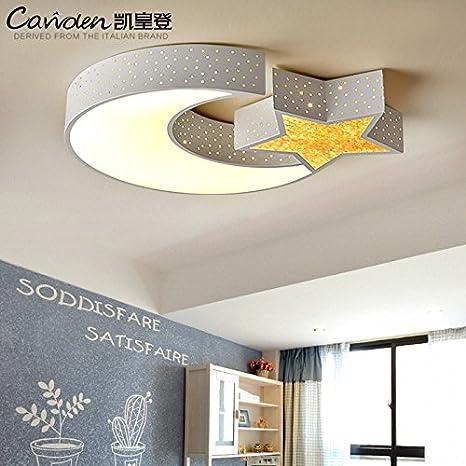 Arte ideas dormitorio habitación niños de techo la estrellas ...
