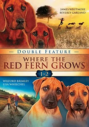 Where the Red Fern Grows 1 and 2 - DVD Image