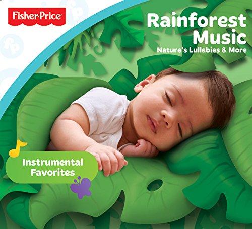 Nature's Lullabies: Rainforest Music -