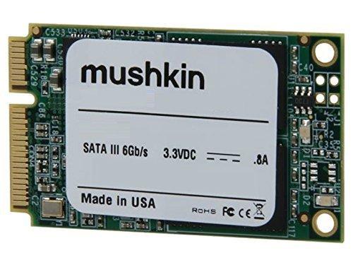 Mushkin Enhanced Atlas Series mSATA 120GB Mini-SATA (mSATA) MLC Internal Solid State Drive (SSD) MKNSSDAT120GB by Mushkin