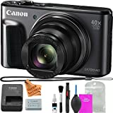 Canon PowerShot SX720 HS Digital Camera w/ Super Savings Premium Camera Cleaning Solution
