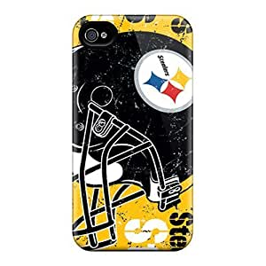 For iphone 6 6s Premium Tpu Cases Covers Pittsburgh Steelers Protective Cases