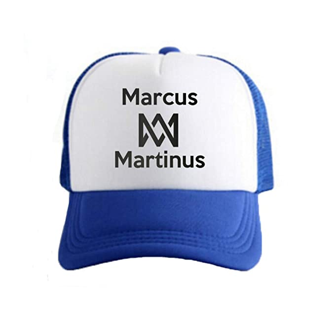 WEEKEND SHOP Marcus and Martinus Cap Men Women Snapback Baseball Caps Hip Hop Adjustable Hats at Amazon Mens Clothing store: