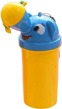 Baby und Kinder tragbar WC-T/öpfchen T/öpfchen Urinal 3/Charakter