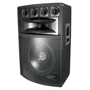 Pyle-Pro PADH1889 1000w 18 inch 3-Way Speaker Cabinet