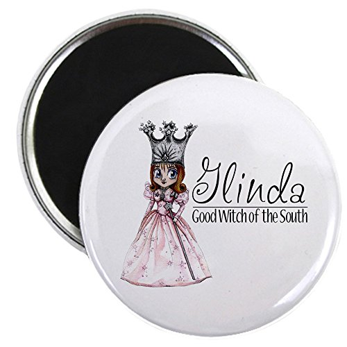 CafePress - Glinda Good Witch of the South Magnet - 2.25