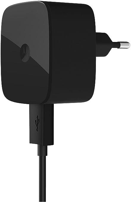 42 opinioni per Motorola TurboCharger Caricabatterie rapido (15 Watt), Nero