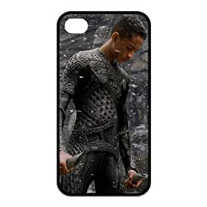 After Earth Hard Black Cover Case for Apple Iphone 4 and Iphone 4S 2014Iphone4/4SCase-925