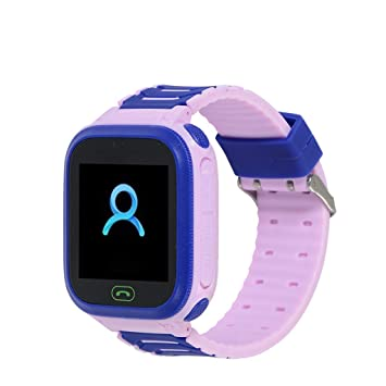 Amazon.com: Gallity - Reloj inteligente para niños con GPS ...