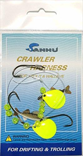 Sanhu Crawler Harness - 10 Packs - Item #629