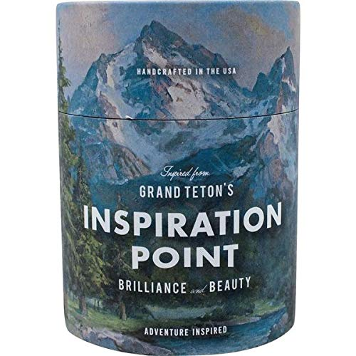 Ethics Supply Co. Organic Scented Candle | Grand Teton Inspiration - Candle Grande
