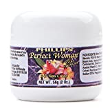 Bioidentical Natural Progesterone Cream Extra Strength 10% 2 Oz. - Perfect Woman