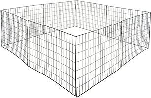 Estexo 2 x compostador de Malla de Alambre/Metal Rejilla ...