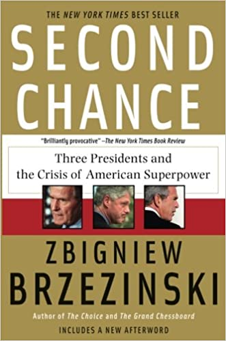 Second Chance Three Presidents And The Crisis Of American