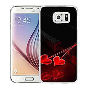 Cupids Arrows (2) Hard Plastic Samsung Galaxy S6 G9200 Protective Phone Case