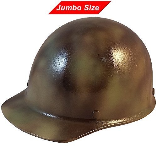 MSA Skullgard Cap Style Jumbo Size Hard Hat With Ratchet Suspension - Textured Camo by MSA (Image #1)