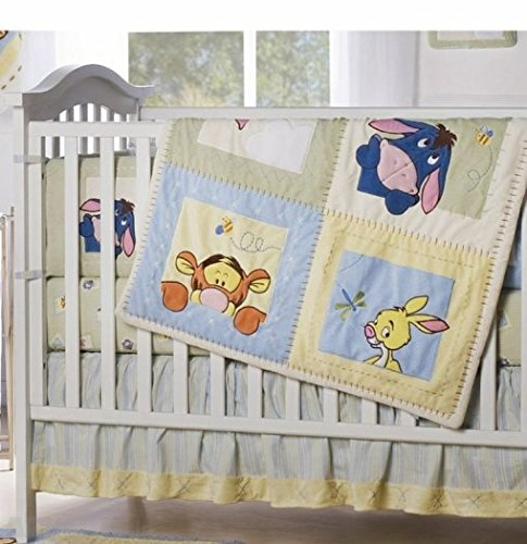 Kidsline Disney Winnie the Pooh Soft and Fuzzy 7 Piece Ba...