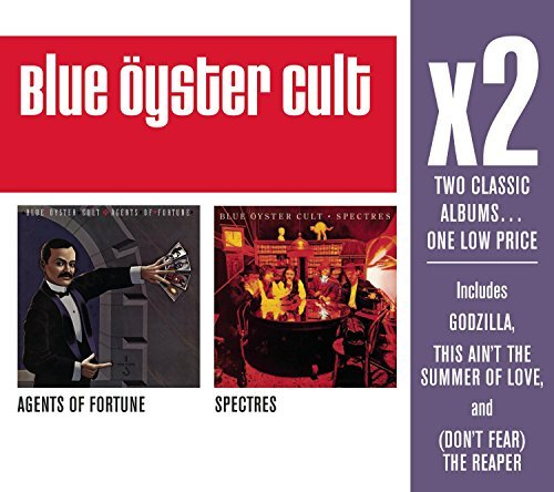 Blue Öyster Cult - X2 (Spectres/agents Or Fortune) By Blue ??yster Cult (2008-07-22) - Zortam Music