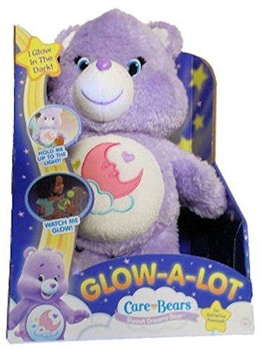 Care Bears Glow-A-Lot Sweet Dream Plush by Care Bears ()