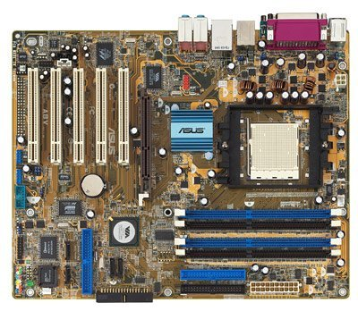 Asus A8V Deluxe motherboard - The Tech Report - Page 3