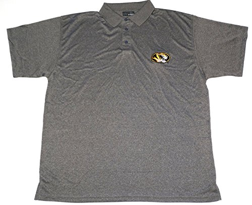 Universität von Missouri Tigers Majestic Performance Polo Shirt Größe 2 X L