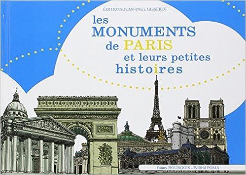 Livres gratuits Les Monuments de Paris et Leurs Petites Histoires epub pdf