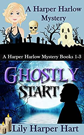 Ghostly Start: A Harper Harlow Mystery Books 1-3 - Kindle