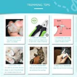 Professional Cat & Dog Nail Clippers and Trimmer