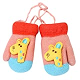 Baby Winter Mittens, ChainSee Unisex Cute Cotton