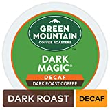 Green Mountain Coffee Roasters Dark Magic Decaf, Single Serve Coffee K-Cup Pod, Dark Roast, 72