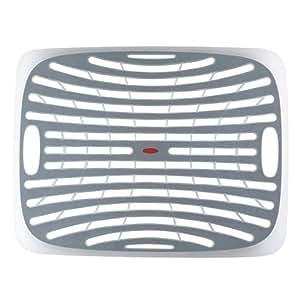 Amazon Com Oxo Large Sink Mat Dish Racks