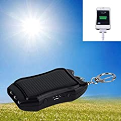 Features:Especially suitable for emergency occasions.High efficiency of lithium battery, High-efficiency recharge.Use high conversion efficiency of monocrystalline silicon solar battery.Solar energy conversion rate above 17%.Standard U...