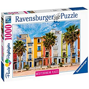 Ravensburger Puzzle Mediterranean Spain 14977 3